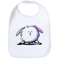 KiniArt Dust Bunny Bib