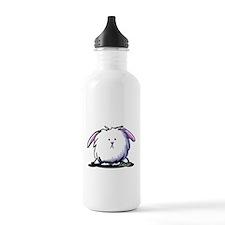 KiniArt Dust Bunny Water Bottle