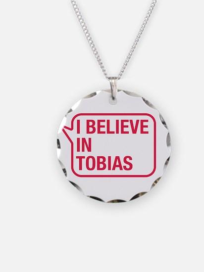 I Believe In Tobias Necklace