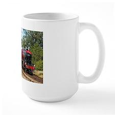 Vintage Steam Engine Mug