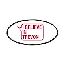 I Believe In Trevon Patches
