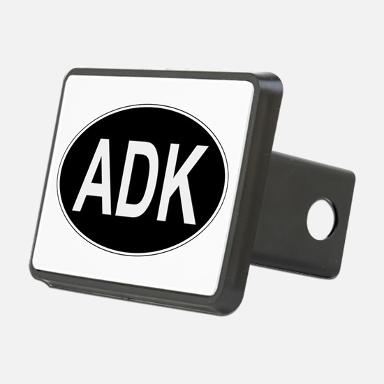 ADK Euro Oval Hitch Cover
