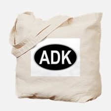 ADK Euro Oval Tote Bag