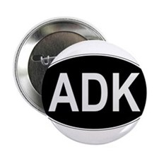 """ADK Euro Oval 2.25"""" Button"""