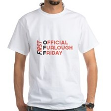 First Official Furlough Friday Logo T-Shirt