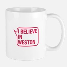 I Believe In Weston Mug