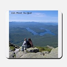 View of Lake Placid Mousepad