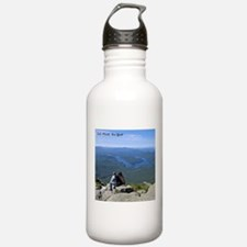 View of Lake Placid Water Bottle