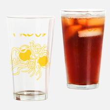 Pastafarianism Drinking Glass