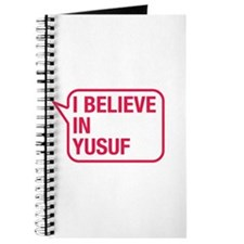I Believe In Yusuf Journal