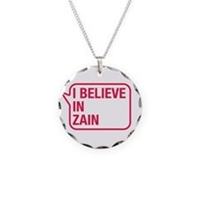 I Believe In Zain Necklace