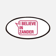 I Believe In Zander Patches