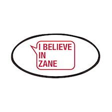 I Believe In Zane Patches
