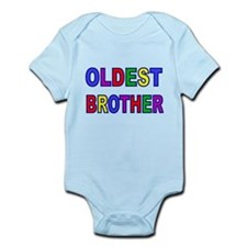 OLDEST BROTHER Body Suit
