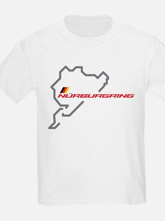 nurburgring map.png T-Shirt