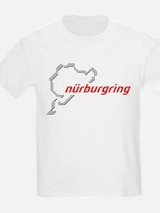 nurburgring map real.png T-Shirt