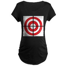 TARGET.jpg Maternity T-Shirt