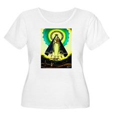 our lady of charity.jpg Plus Size T-Shirt