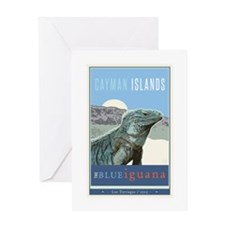 Cayman Islands Greeting Card