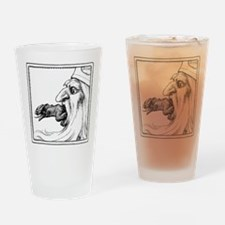 King Monster Mouth Drinking Glass