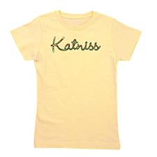 Katniss Girl's Tee