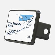 Florida Keys - Map Design. Hitch Cover