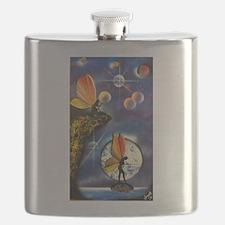 Butterfly Dreams2 Flask