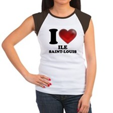 I Heart Ile Saint-Louis T-Shirt