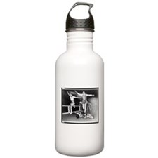 Acrobatic Roller Derby Water Bottle