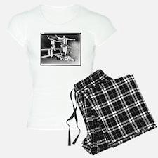 Acrobatic Roller Derby Pajamas