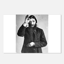 Gregory Rasputin Postcards (Package of 8)