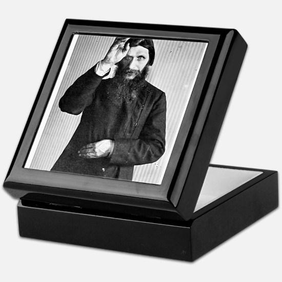 Gregory Rasputin Keepsake Box