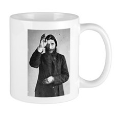 Gregory Rasputin Small Mugs