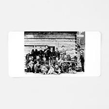 The Hatfield Clan Aluminum License Plate