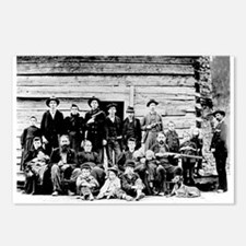 The Hatfield Clan Postcards (Package of 8)