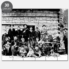 The Hatfield Clan Puzzle