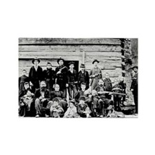 The Hatfield Clan Rectangle Magnet (10 pack)