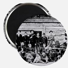 The Hatfield Clan Magnet