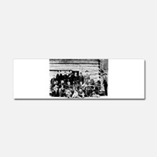 The Hatfield Clan Car Magnet 10 x 3