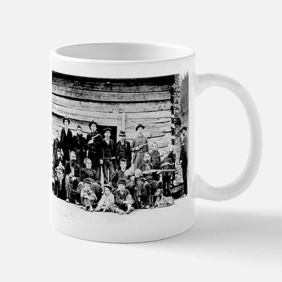 The Hatfield Clan Mug