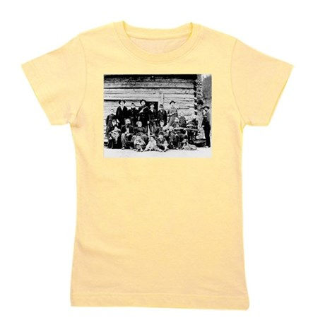 The Hatfield Clan Girl's Tee