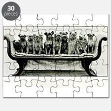Dogs On A Couch Puzzle