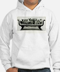 Dogs On A Couch Hoodie