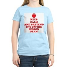 Keep Calm Teachers T-Shirt