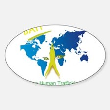 Bait! Stop Human Trafficking Decal