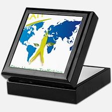 Bait! Stop Human Trafficking Keepsake Box