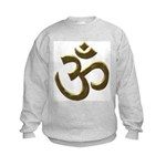 gold ohm.png Sweatshirt