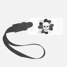 Dead Lucky Luggage Tag