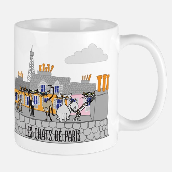The Cats of Paris - Les Chats de Paris Mug