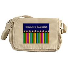 Teachers Assistant Messenger Bag
